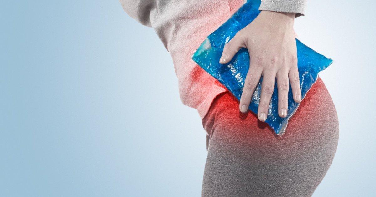 csípőízület fájdalma lábak fordulásakor