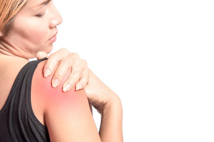 Humeroszapuláris periarthritis technikával való blokkolás - Homorú-domború lencse July