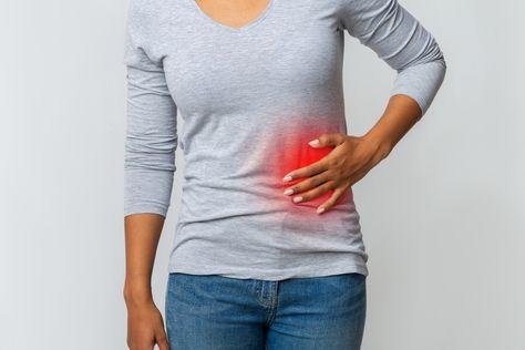 Bajt jelez a borda alatti fájdalom