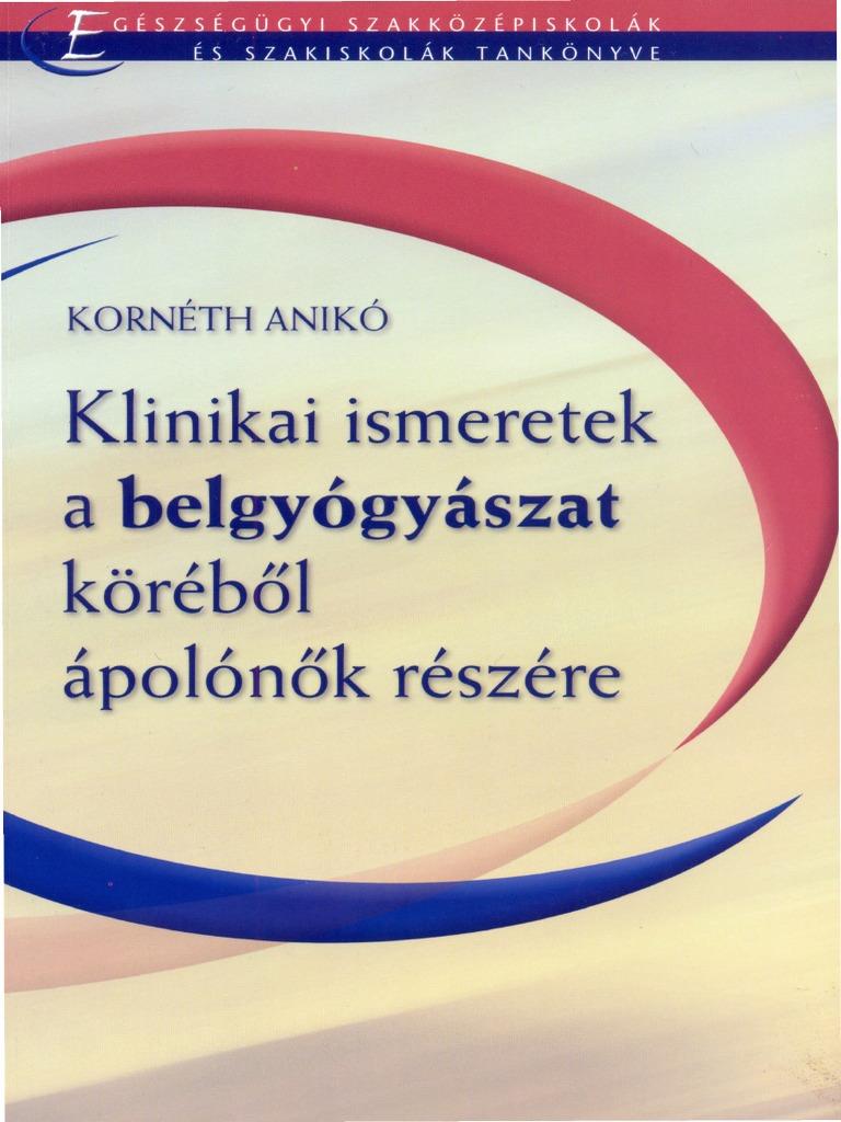 artrózis etiológia patogenezis klinikai kezelése)