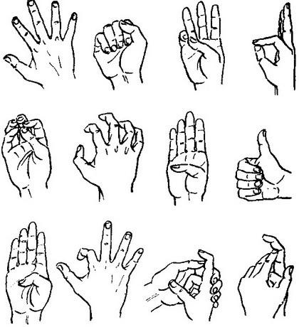 hogyan kezeljük az ozokerit kezében lévő kis ízületeket