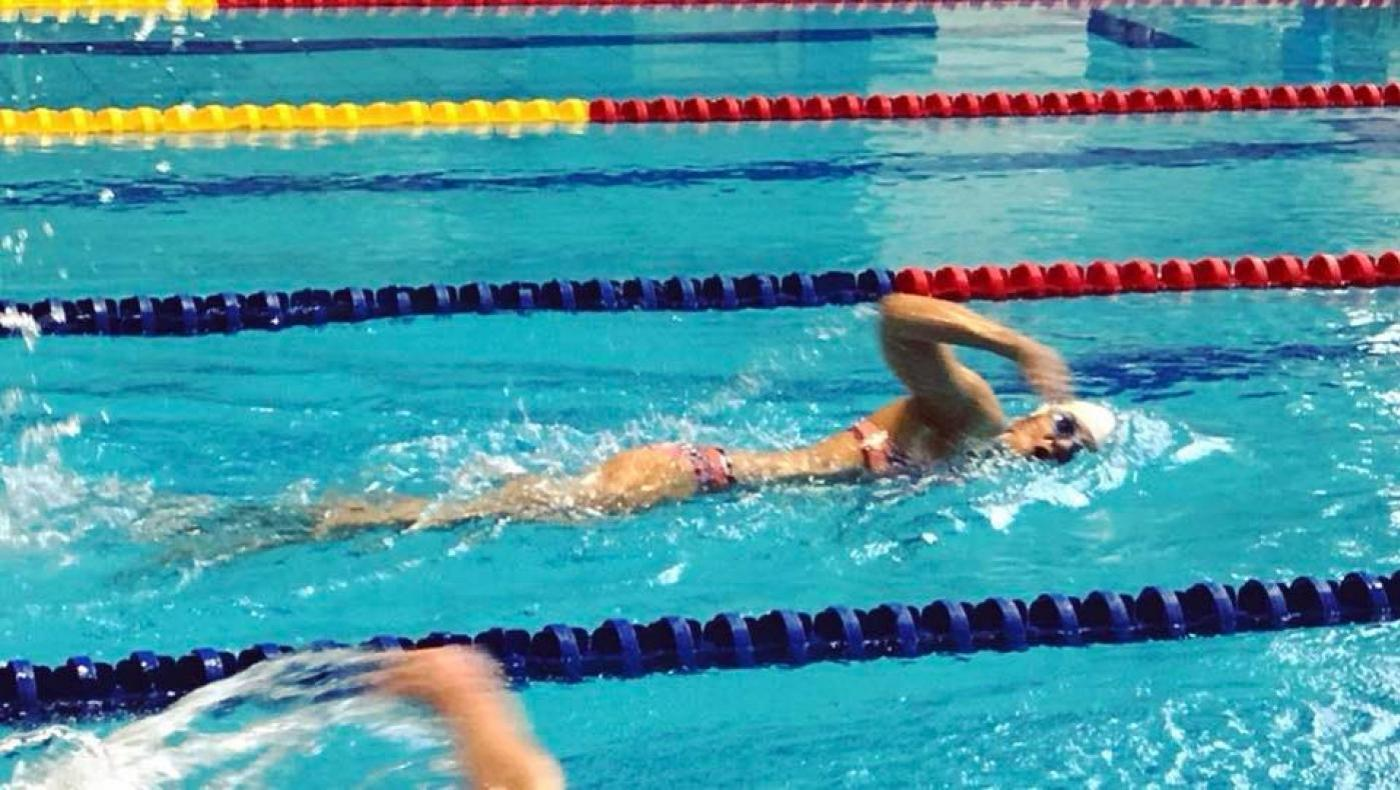 vállízület és úszás