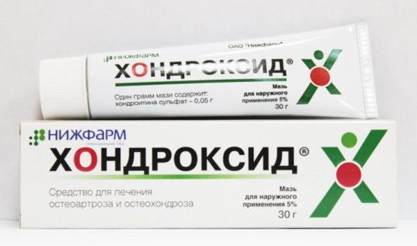 troxevasin kenőcs a nyaki osteochondrozissal szemben ízületi fájdalom, amely segít