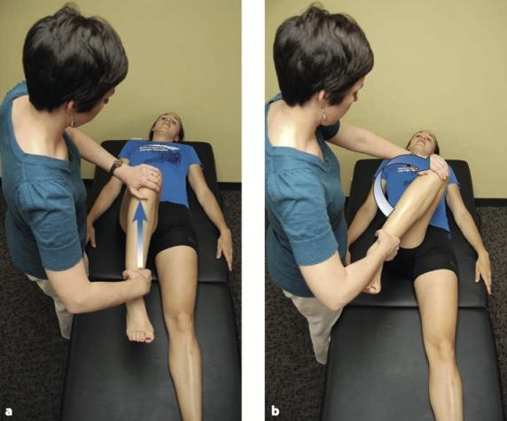 éles fájdalom a csípő területén