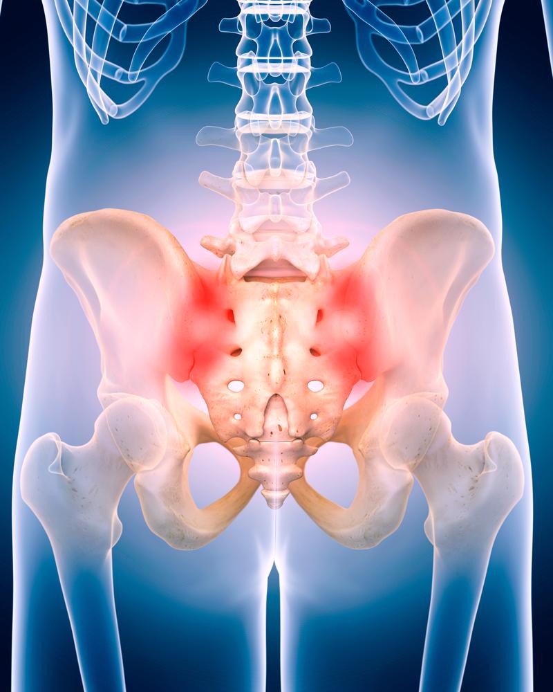 fájdalmak a csípőcsontokban és ízületekben)
