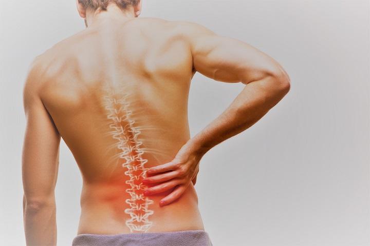 fájdalom a hátban és a hát ízületeiben