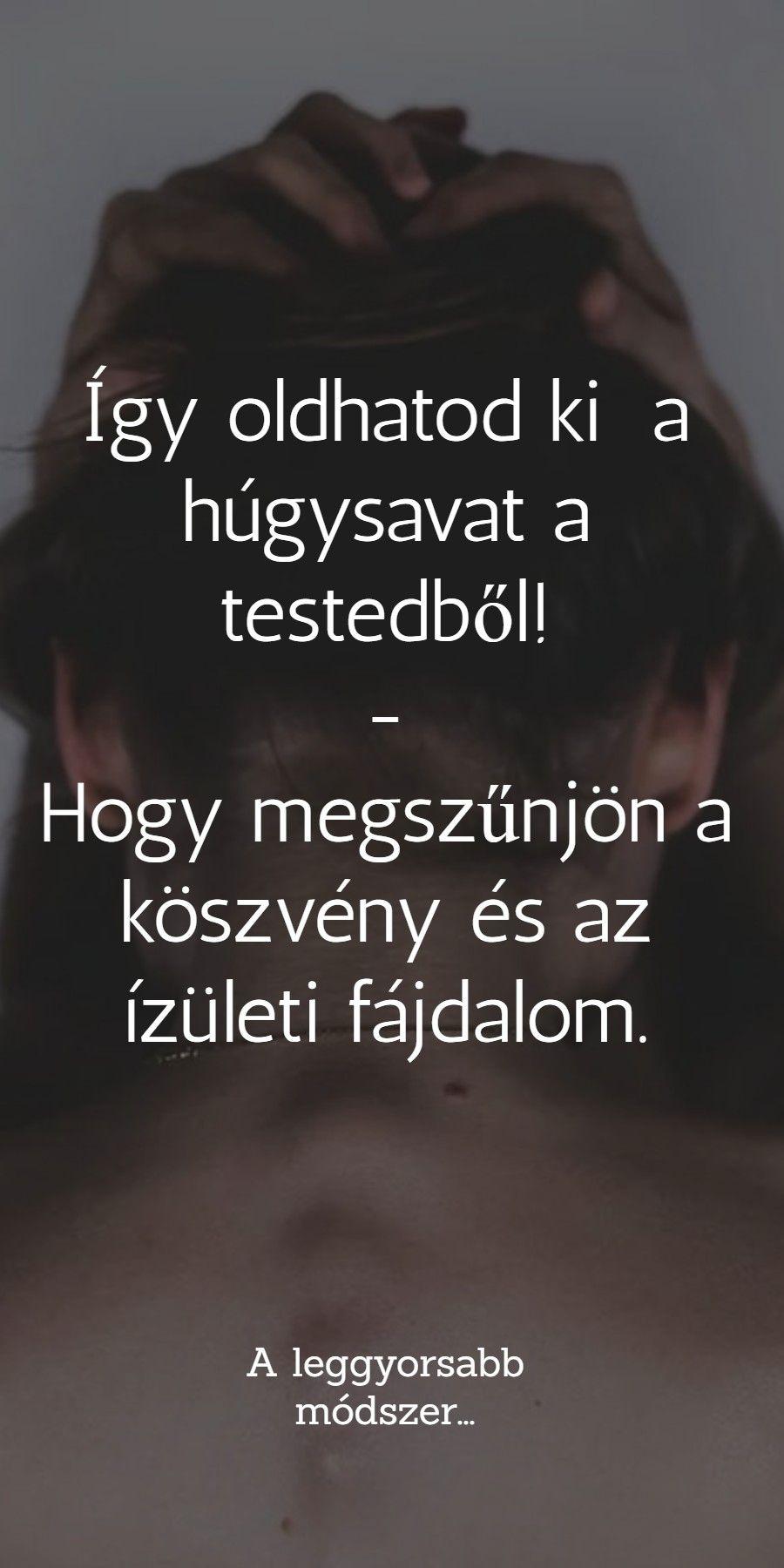 fájdalom a nagy ízületekben)