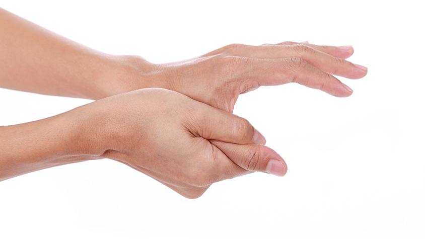 fájdalom az ujjak falának ízületeiben