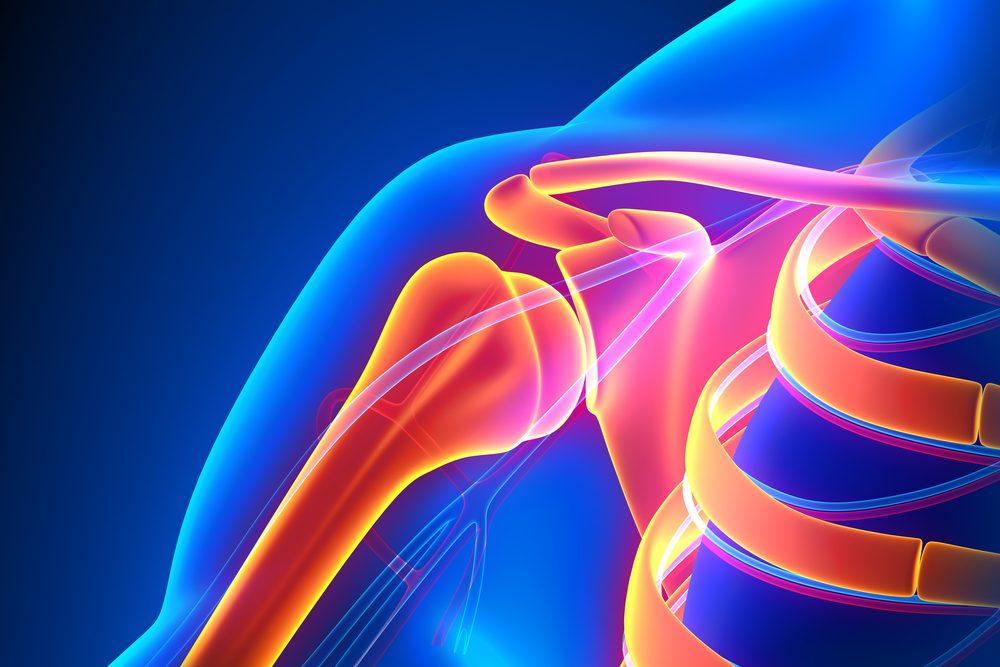 izomfájdalom a vállízületben és a nyakon