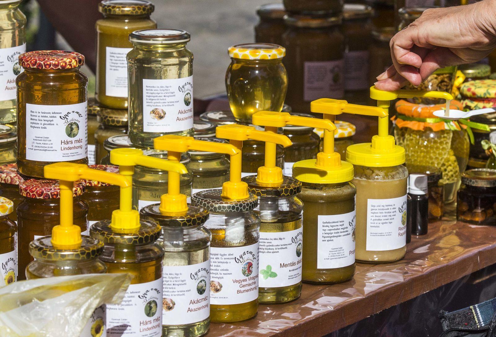 közös méhészeti termékek kezelése)