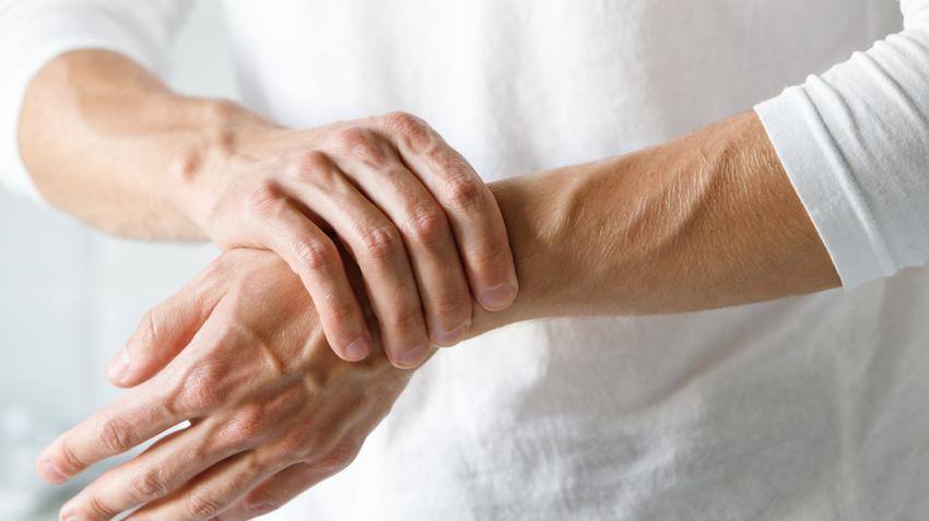 lymphocytosis és ízületi fájdalmak