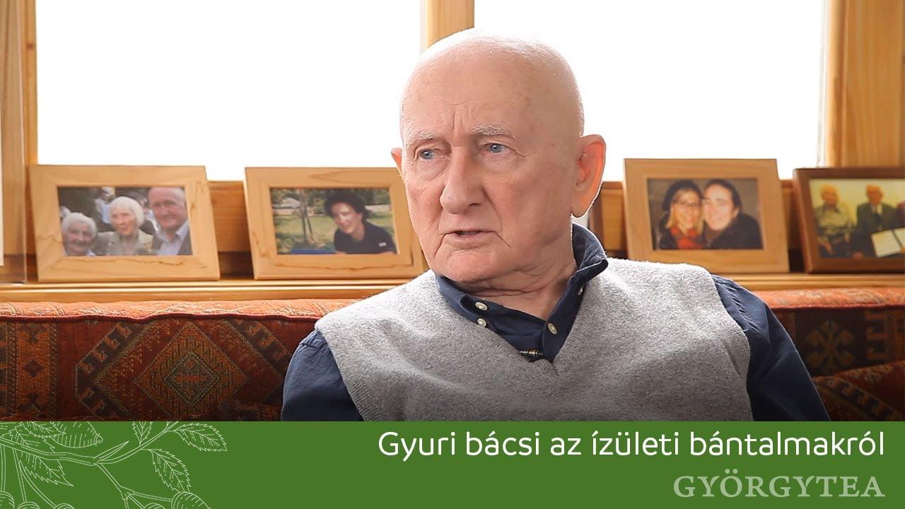 Gyuri bácsi gyógynövényei ízületi probléma kezelésére