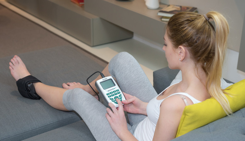 terápiás készülék artrózis kezelésére