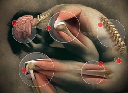 a fájdalom oka a bal csípőízületben