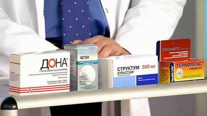 ízületi betegségek kezelésére szolgáló készítmények