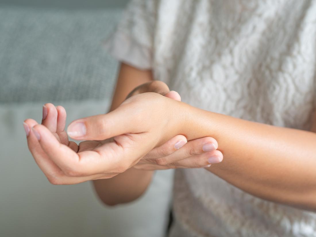 ízületi gyulladás és a kéz ízületi kezelése)