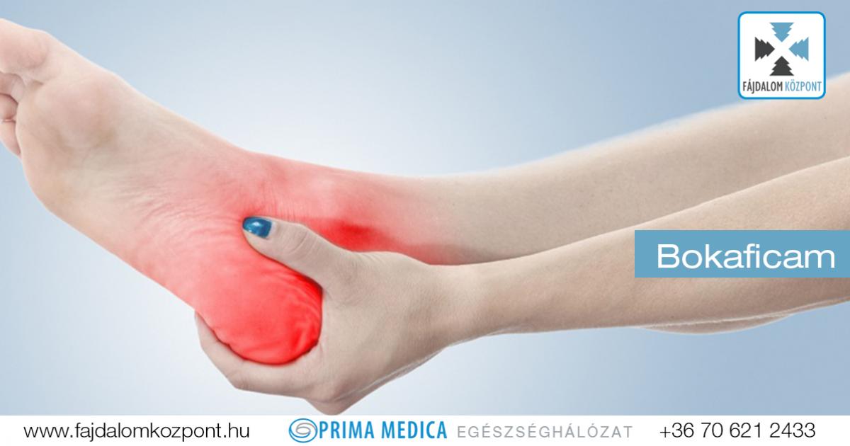 enyhítse a fájdalmat a bokaízület artrózisával)